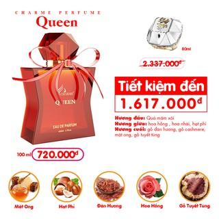 Charme - Queen 100ml - Nước hoa nữ