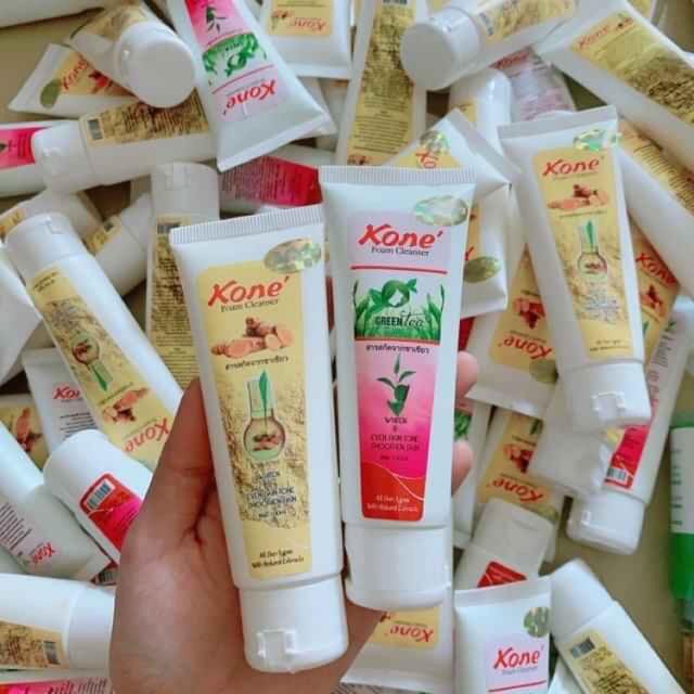 Sữa rửa mặt KONE Thái Lan
