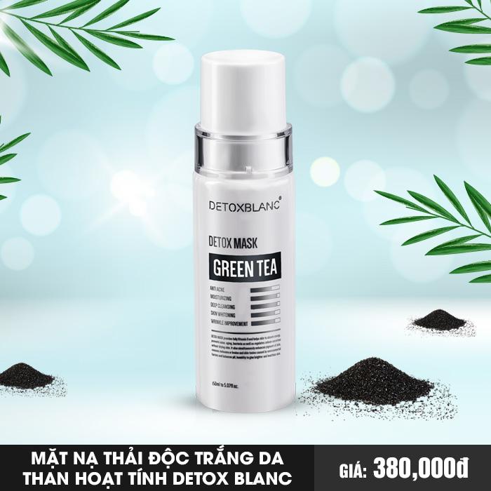 Mặt nạ trắng da thải độc Detox Mask [1]