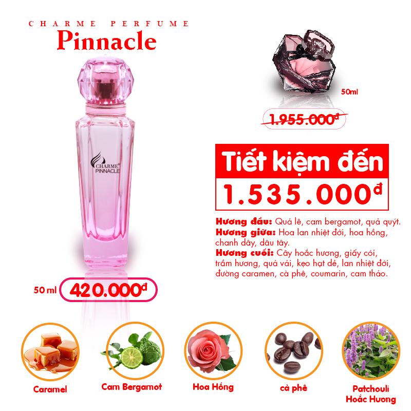 Charme - Pinnacle - Nước hoa nữ độc quyền