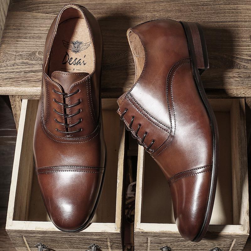 giày da công sở nam cao cấp