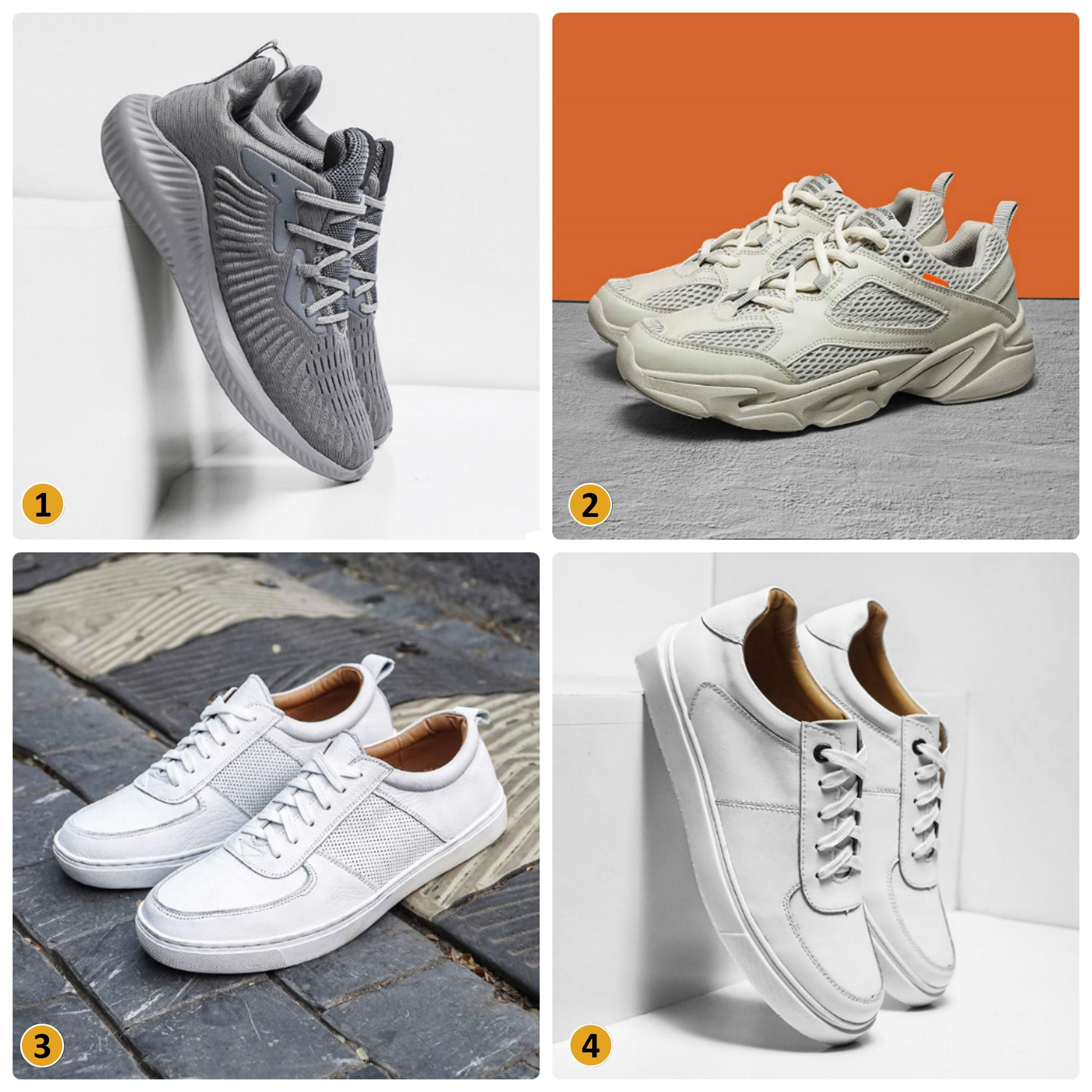 Giày nam đón tết - giày sneaker nam