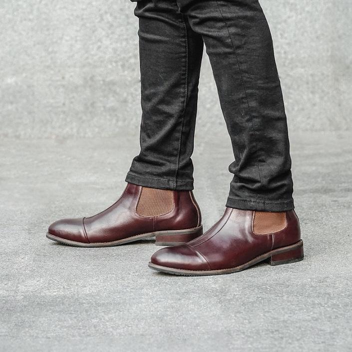 chelsea boots nam